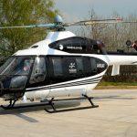 Пробный тест-полет на вертолетах Robinson R44 и Bell 206 B3