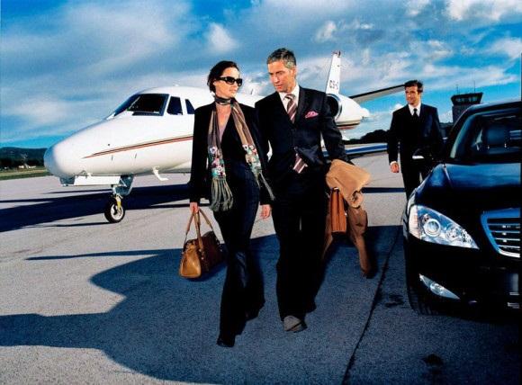 Заказать частный самолет — это просто!