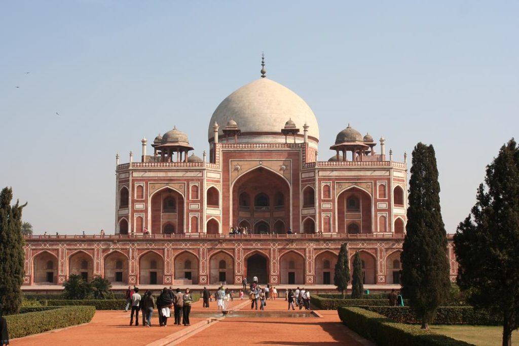 Достопримечательности Дели, Индия