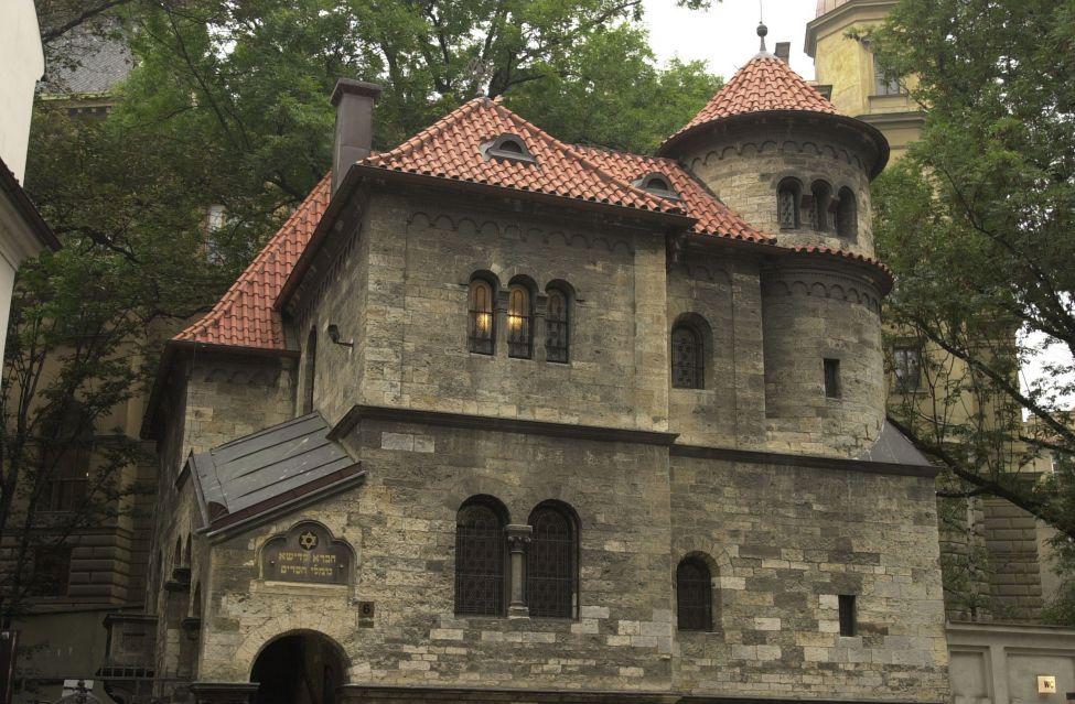 Йозефов – еврейский квартал в Праге