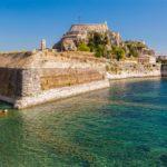 Греция: «Старая» венецианская крепость Корфу
