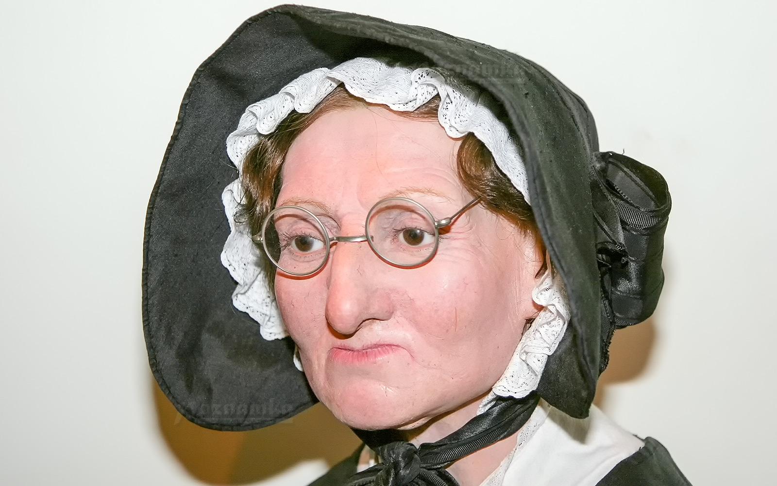 Музей восковых фигур Мадам Тюссо — в Лондоне
